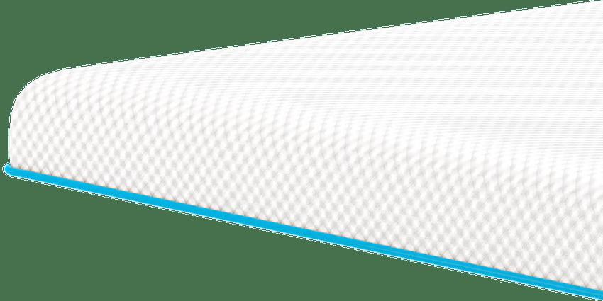 Titanium Aerocoil® spring-comfort layer