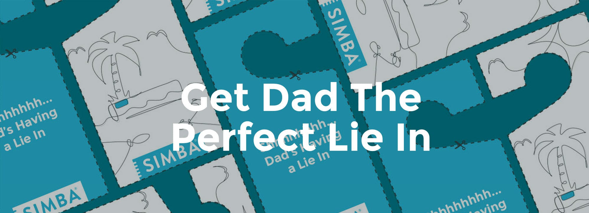 Give Dad the gift of a lie in this Sunday