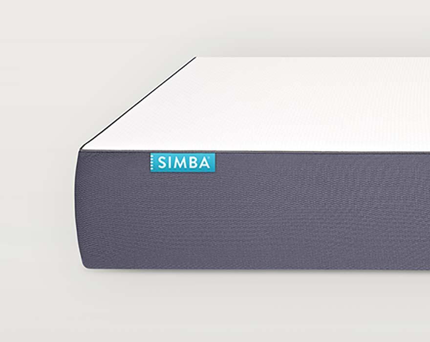 Simba Matras Review : Memory one mattress review best mattress uk