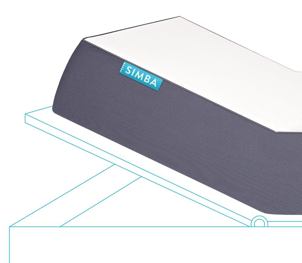 simba le matelas hybride simba matelas le meilleur. Black Bedroom Furniture Sets. Home Design Ideas