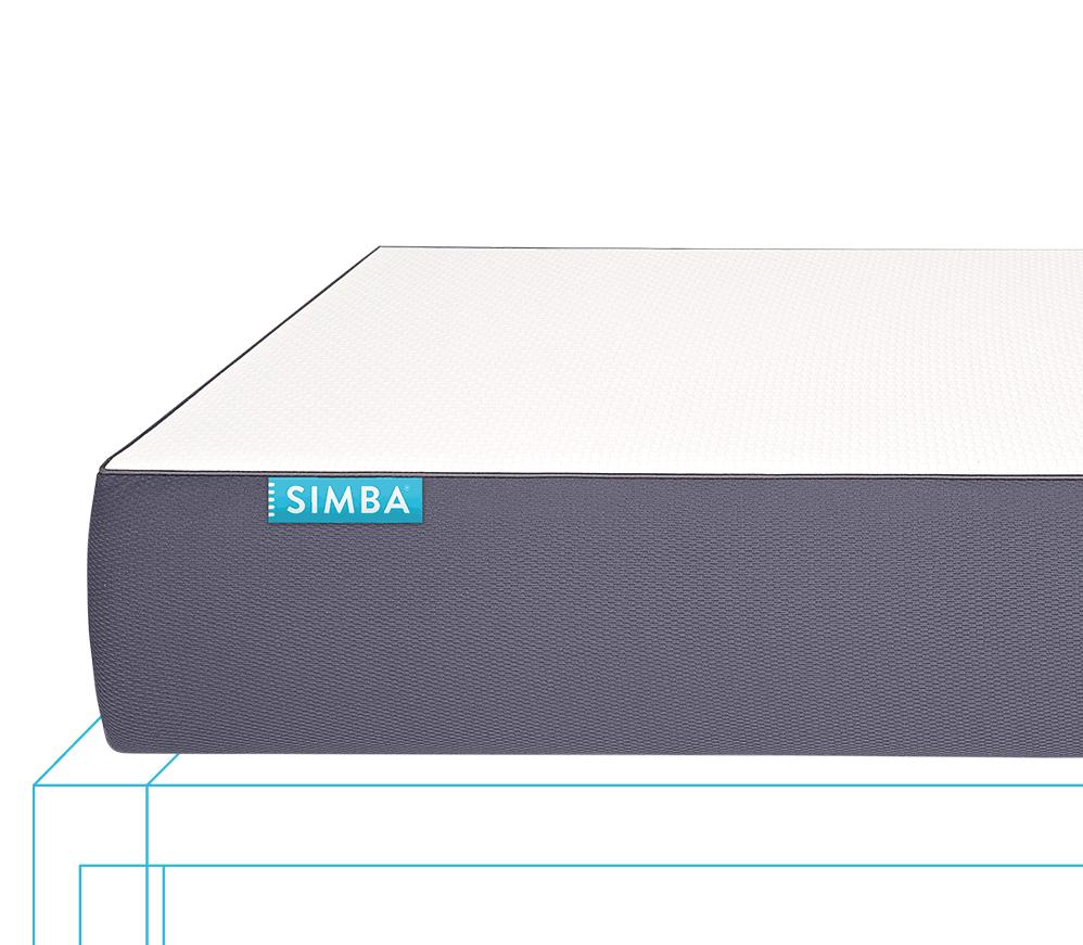 Préférence Simba, le matelas hybride | Simba matelas, le meilleur sommeil de  QT32
